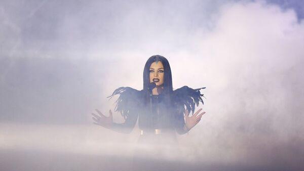 Nina Sublatti reprezentuje Gruzję na Eurowizji-2015 - Sputnik Polska