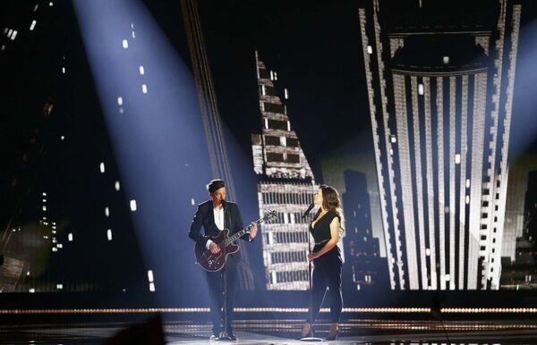 Elina Born i Stig Rasta z piosenką  Goodbye To Yesterday reprezentują Estonię - Sputnik Polska