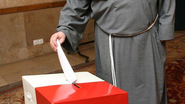 Wybory prezydenckie na terenie Konsulatu generalnego RP w Kaliningradize - Sputnik Polska