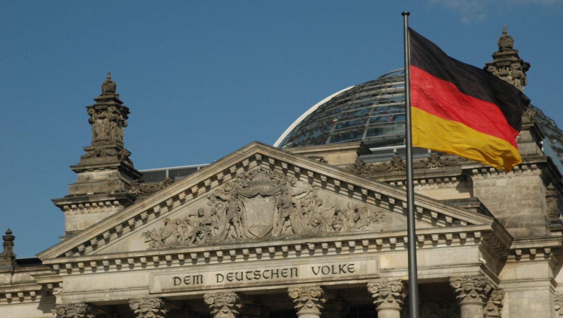 Niemiecki Bundestag - Sputnik Polska, 1920, 01.04.2021