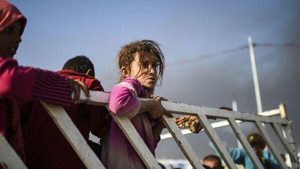 Obóz dla uchodżców, Mosul - Sputnik Polska