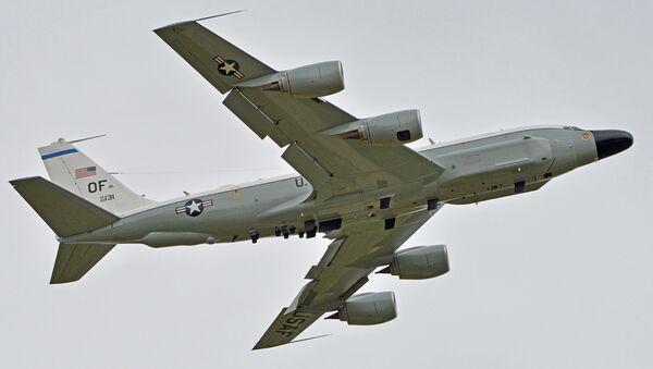 Boeing RC-135W  - Sputnik Polska