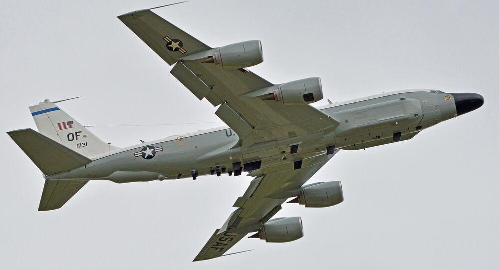Boeing RC-135W