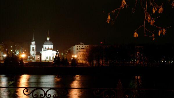 Moskwa, cerkiew Michała Twerskiego - Sputnik Polska