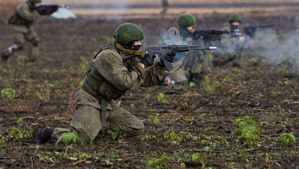 Armia rosyjska za 10 lat będzie w stanie odeprzeć każdy atak - Sputnik Polska