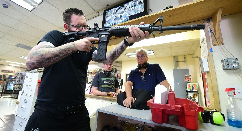 Po raz pierwszy od kilku lat w Czechach obserwuje się wzrost liczby wydawanych pozwoleń na posiadanie broni