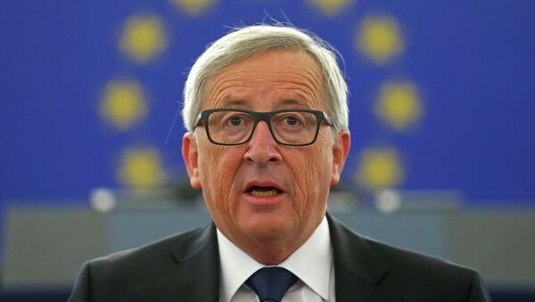 Jean-Claude Juncker - Sputnik Polska