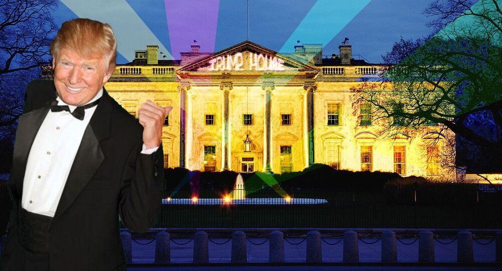 Trump house