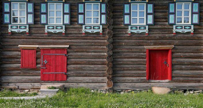 Najwyższym osiągnięciem ruskiej architektury drewnianej są budowle tworzone aż po początek XX wieku i wznoszone w północnych rejonach państwa.