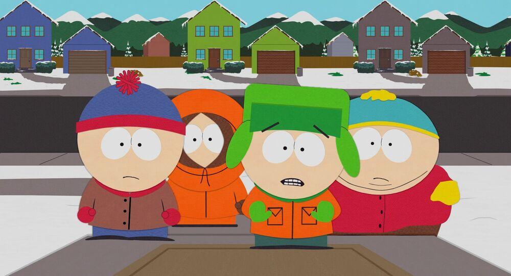 Film animowany South Park