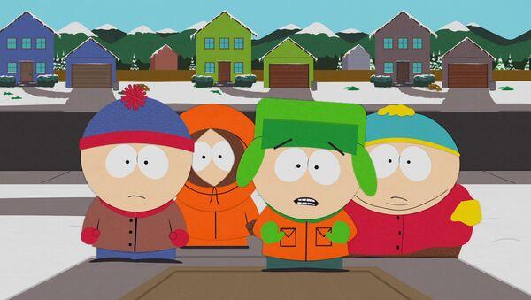 Film animowany South Park - Sputnik Polska
