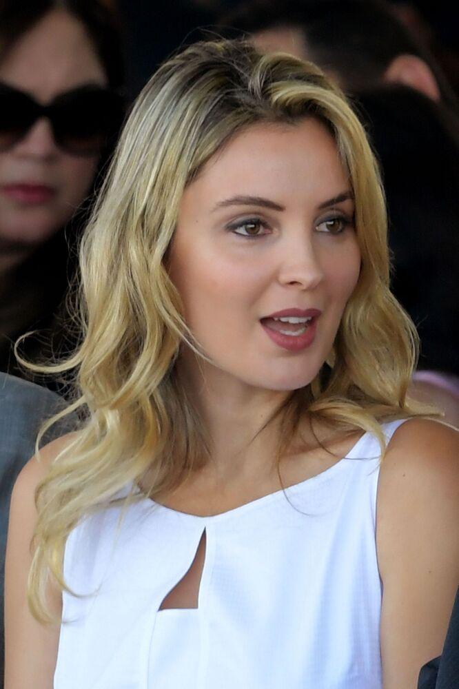 Michel Temer, żona prezydenta Brazylii