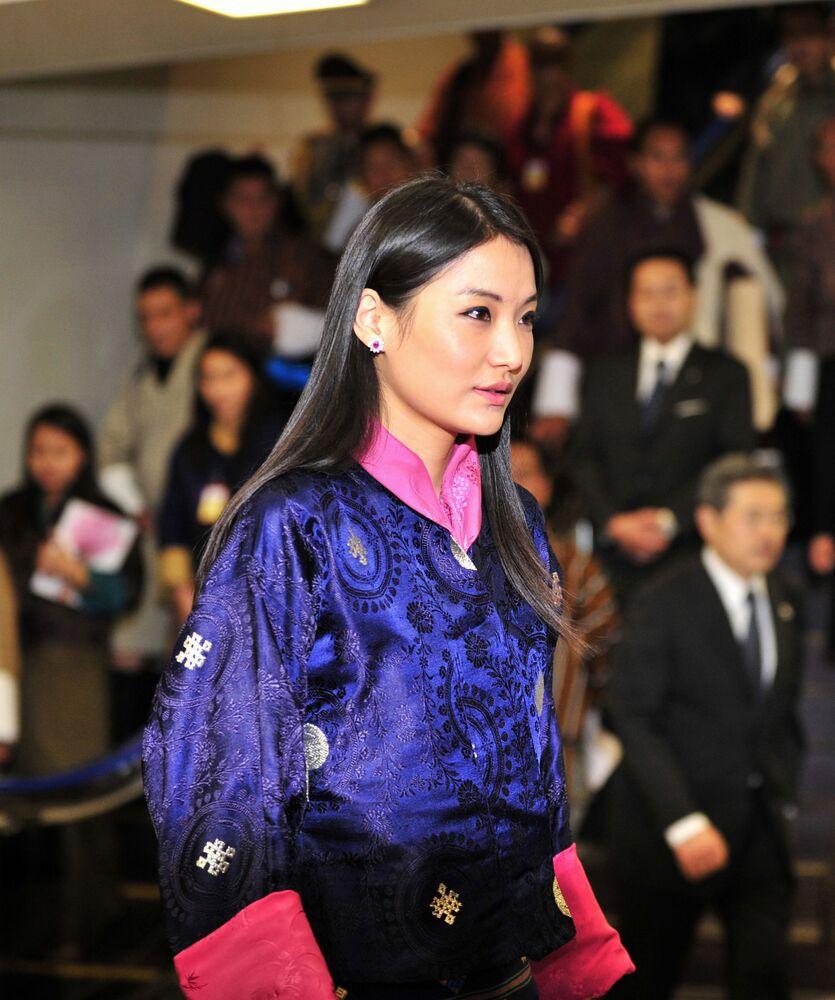 Królowa Bhutanu Jetsun Pema