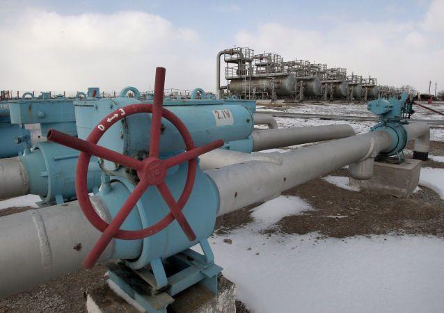 Krymski gaz