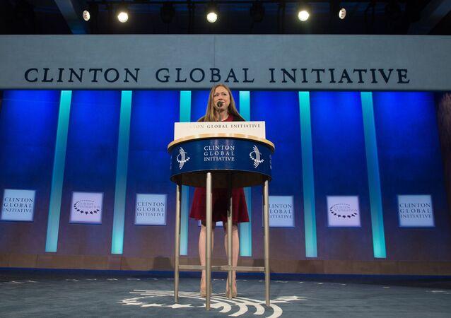 Zastępca przewodniczącego fundacji Clinton Foundation Chelsea Clinton