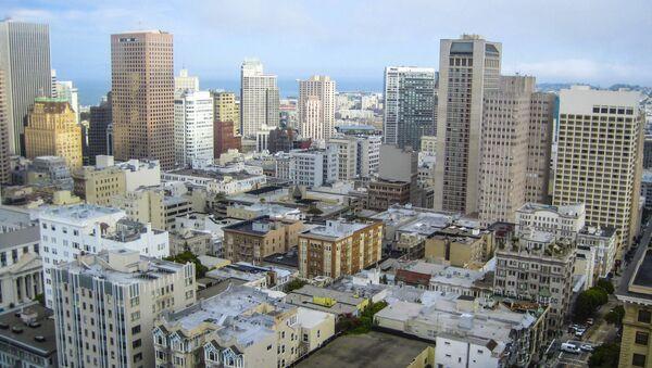 Panorama San Francisco - Sputnik Polska