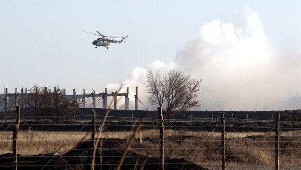 Konflikt zbrojny na wschodzie Ukrainy - Sputnik Polska