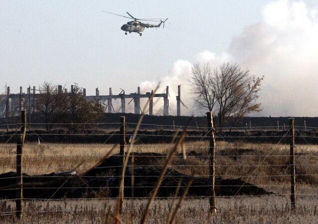 Konflikt zbrojny na wschodzie Ukrainy
