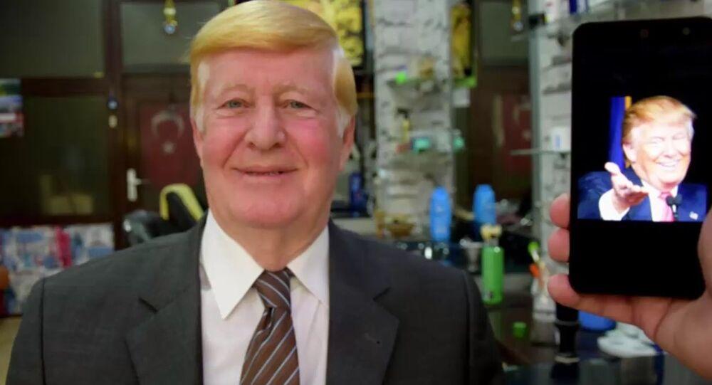 Abdullah Topçu (turecki Trump)