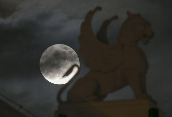 Superksiężyc we Wietnamie - Sputnik Polska