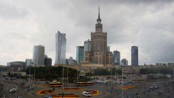 Polska. Warszawa - Sputnik Polska