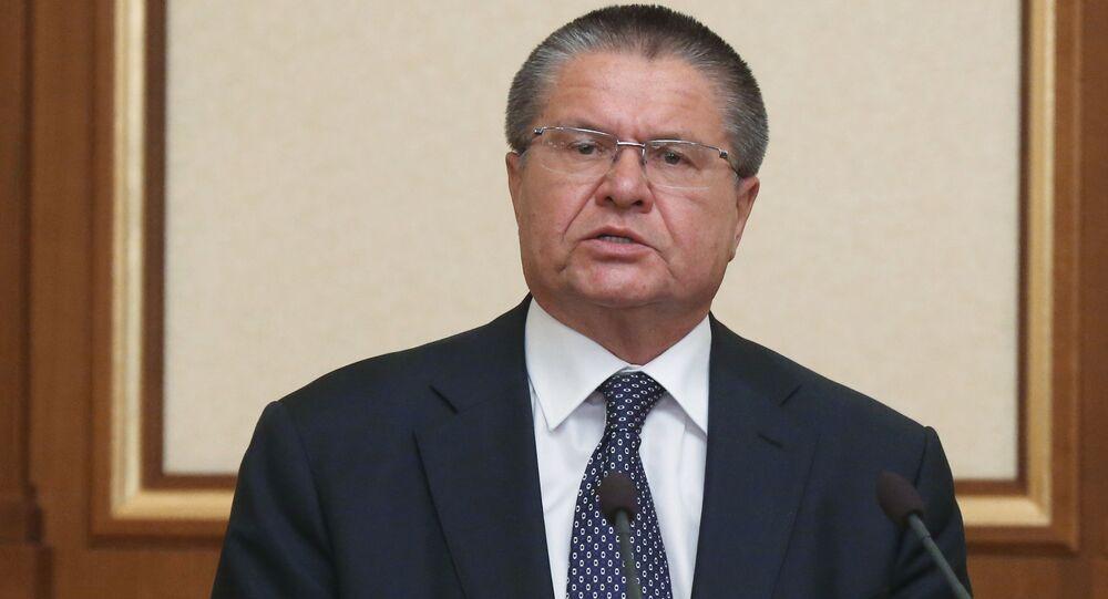 Minister rozwoju gospodarczego Rosji Aleksiej Uljukajew
