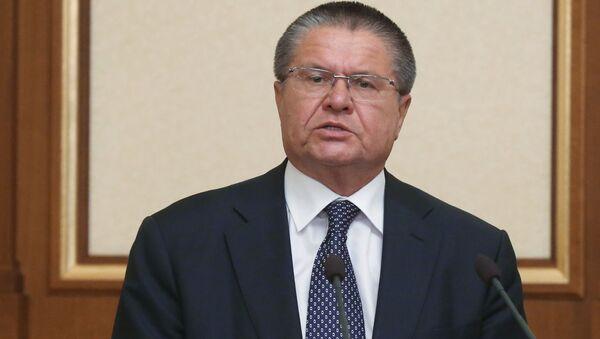 Minister rozwoju gospodarczego Rosji Aleksiej Uljukajew - Sputnik Polska