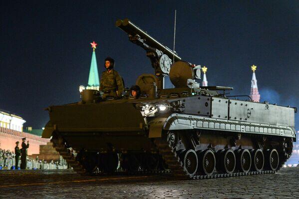Rosyjski przeciwpancerny pocisk rakietowy 9M123 Chrizantiema - Sputnik Polska
