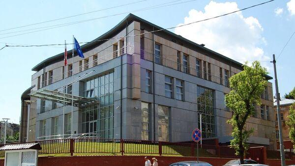 Konsulat Polski we Lwowie - Sputnik Polska