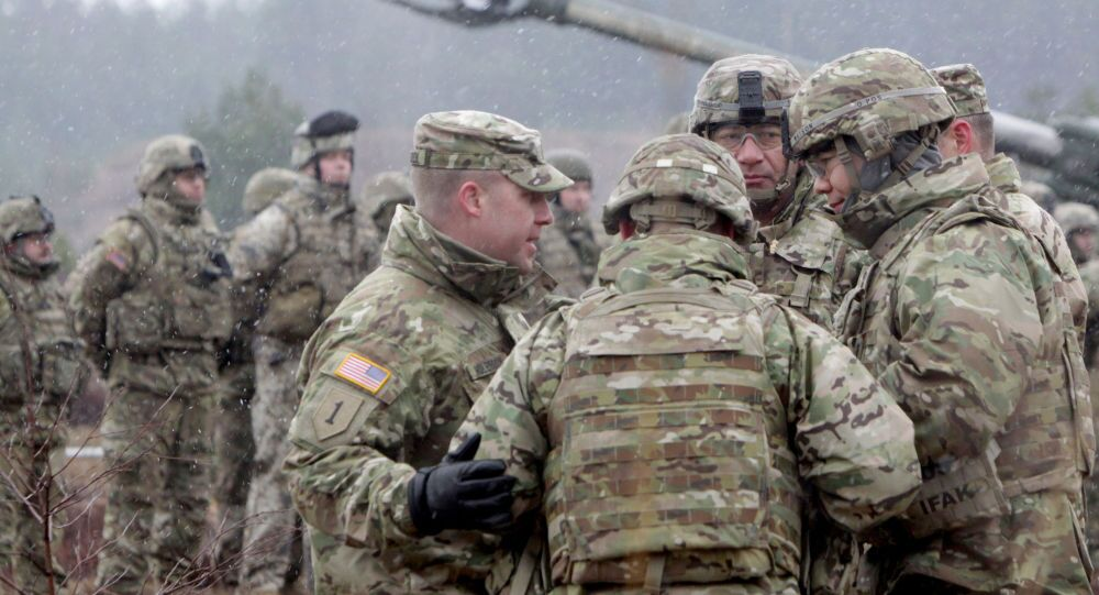 Szkolenia wojsk NATO