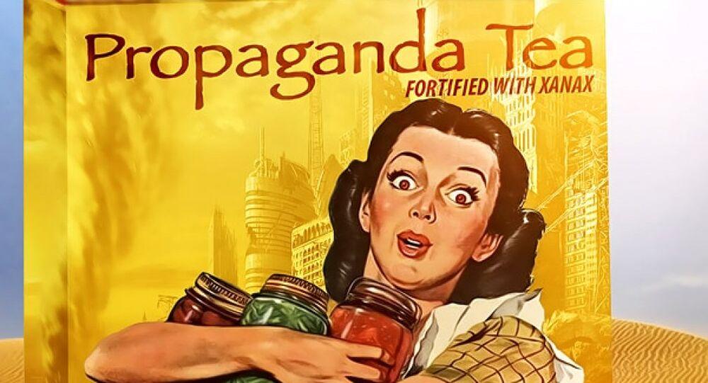 Propaganda Tea