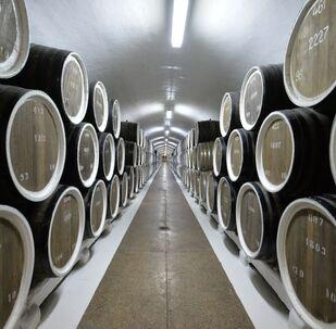 Piwnica Massandry z największą biblioteką win na świecie
