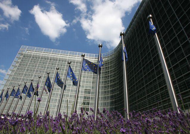 Siedziba Komisji Europejskiej w Brukseli