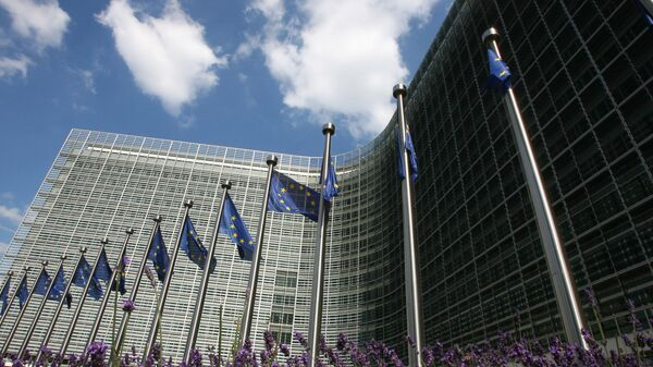 Siedziba Komisji Europejskiej w Brukseli - Sputnik Polska