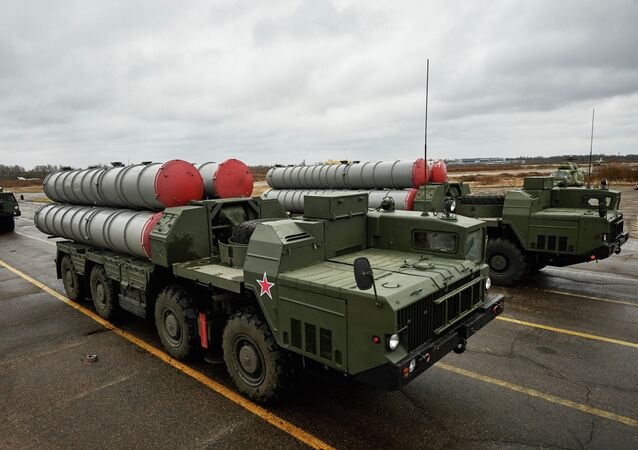 Rakietowy system przeciwlotniczy S-300