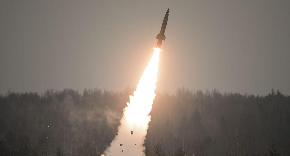 Ćwiczenia rakietowe