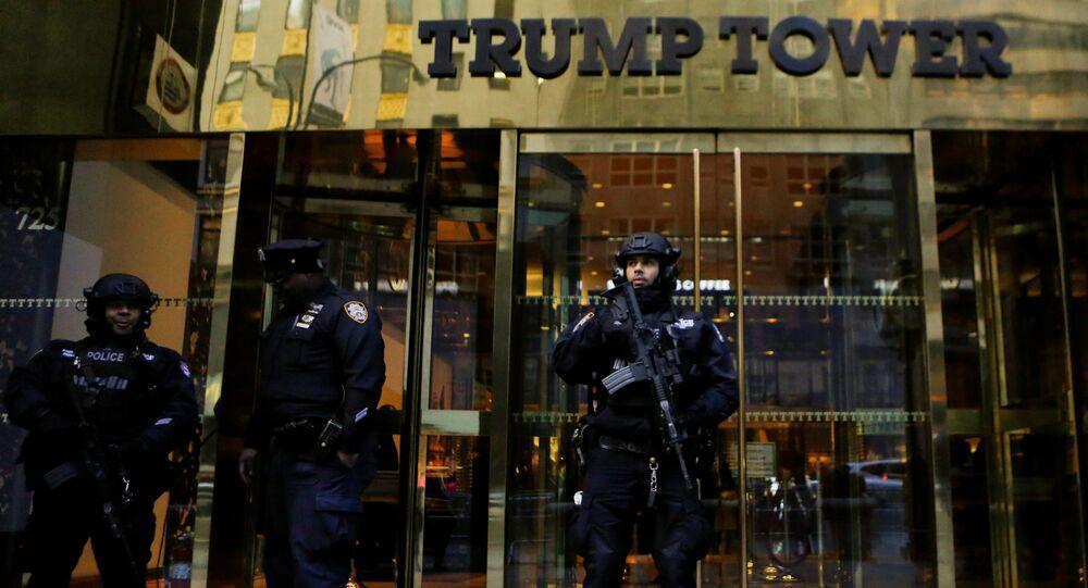 Trump Tower - Wieża Trumpa w Nowym Jorku