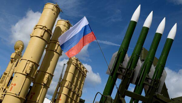 Przeciwlotniczy system rakietowy Antej-2500 i przeciwlotniczy system rakietowy Buk-M2E - Sputnik Polska