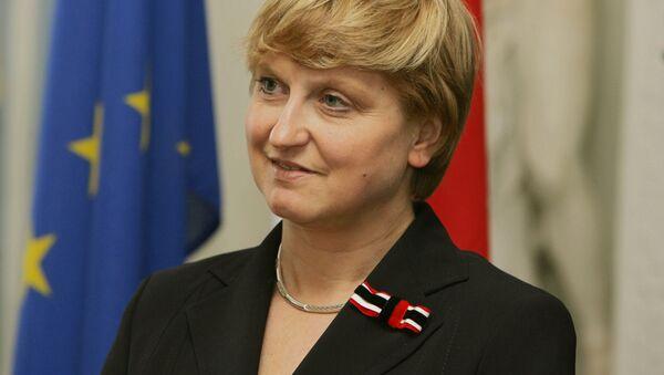 Anna Fotyga - Sputnik Polska