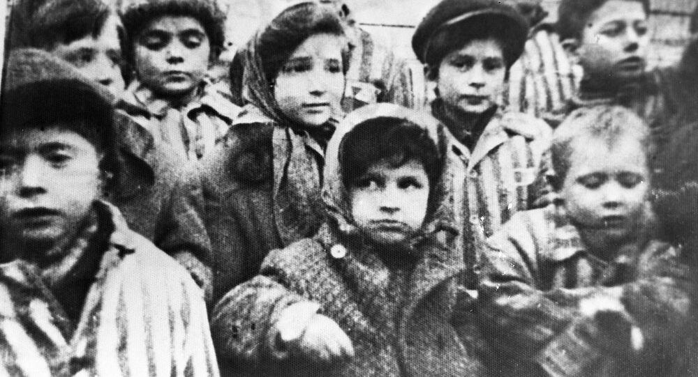 Dzieci Auschwitz-Birkenau