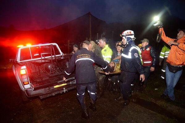 Samolot przed utratą łączności zgłaszał usterki w sprzęcie elektrycznym. - Sputnik Polska