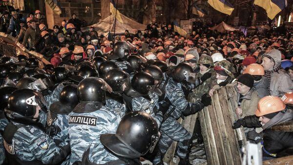 Majdan - Sputnik Polska