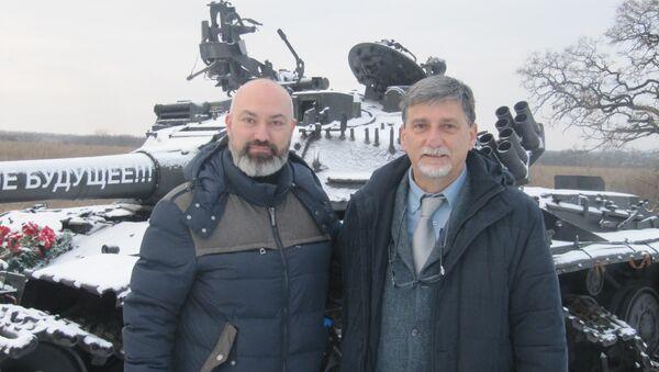 Palmarino Zoccatelli, Gianmatteo Ferrari - Sputnik Polska