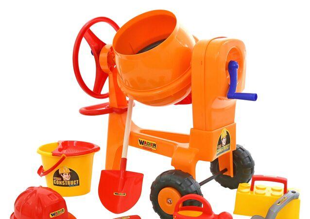 Zabawkowa betoniarka WADER