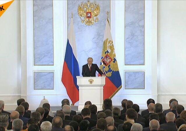 Orędzie Władimira Putina