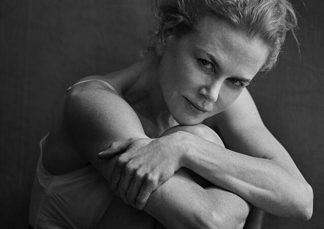 Nicole Kidman w kalendarzu Pirelli 2017