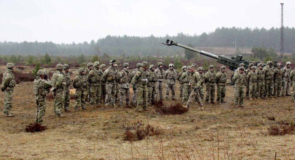 Ćwiczenia NATO Operation Summer Shield na Łotwie