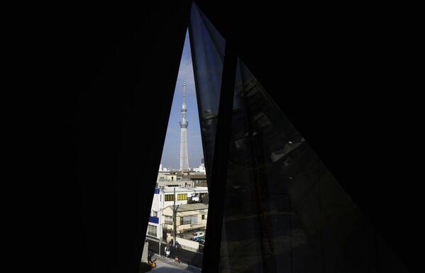 Wieża telewizyjna Tokyo Skytree - Sputnik Polska