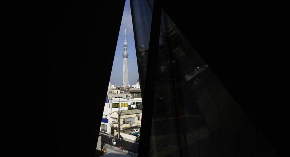 Tokyo Skytree wieża telewizyjna