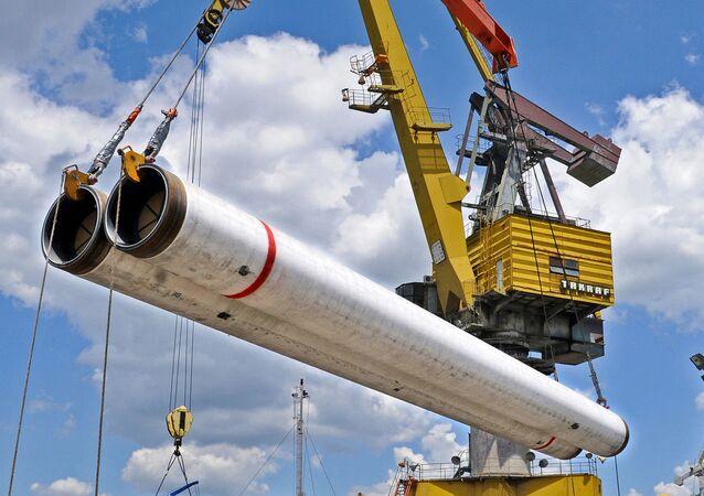 Parlamentu Turcji ratyfikował porozumienie z Rosją w sprawie budowy gazociągu Turecki Strumień